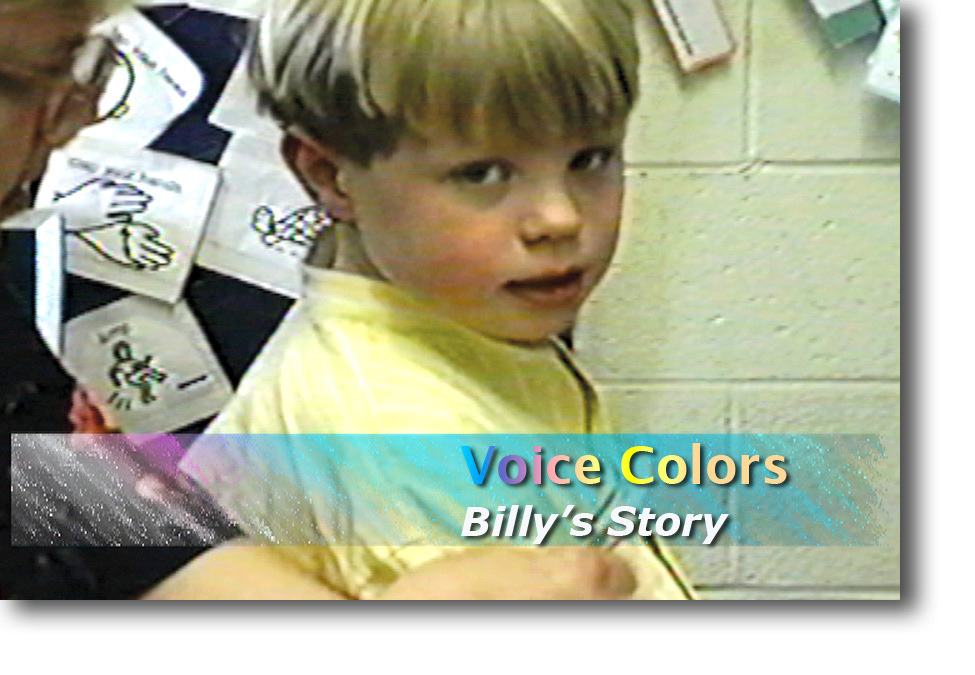 "Voice Colors Billy""s Story Film Frame"