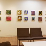 Billy Megargel Exhibit at Lesley University